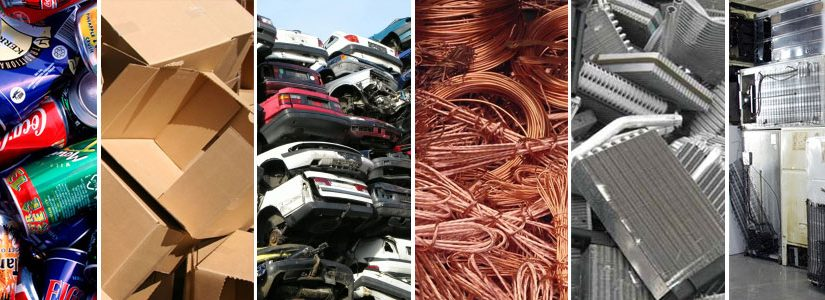 Recycle Scrap Metal for Money